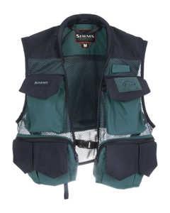 Bild på Simms Tributary Vest (Deep Sea Green) Small