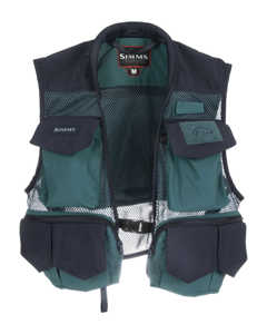 Bild på Simms Tributary Vest (Deep Sea Green) 3XL