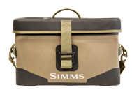 Bild på Simms Dry Creek Boat Bag Large - 40L Tan