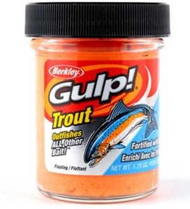 Bild på Gulp Trout Dough Original Scent Orange Pulp