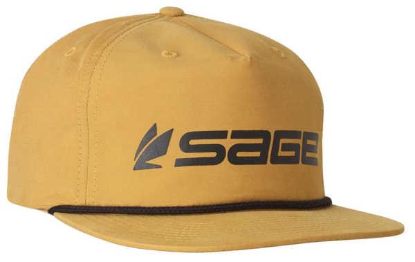 Bild på Sage Captains Hat Logo Tan