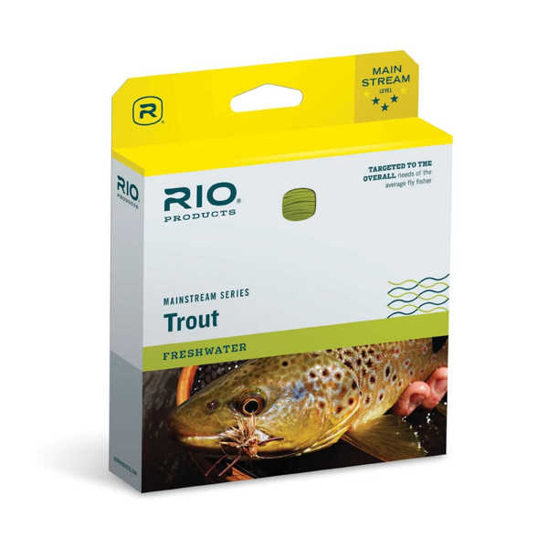 Bild på RIO Mainstream Trout Intermediate WF4