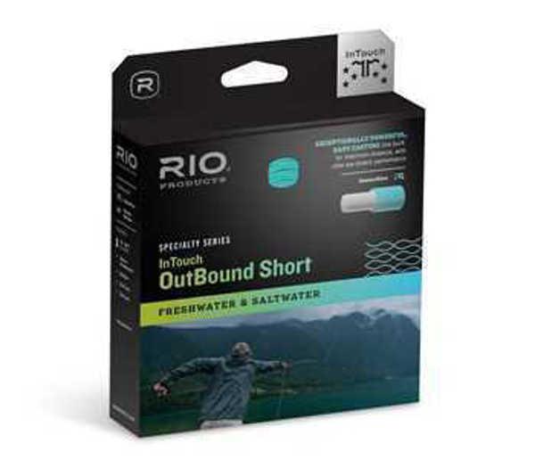 Bild på RIO InTouch OutBound Short Intermediate/Sjunk 6 WF10