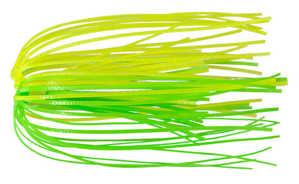Bild på Strike King Diamond Dust Skirt (3 pack) Chartreuse Lime
