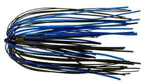 Bild på Strike King Diamond Dust Skirt (3 pack) Black Blue