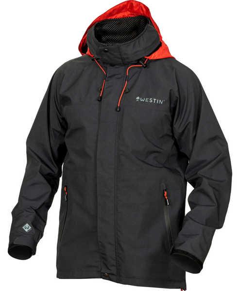 Bild på Westin W6 Rain Jacket Steel Black