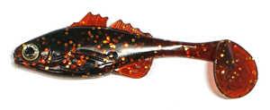 Bild på Bite of Bleak The Pope 8,5cm (5 pack) Motoroil Glitter