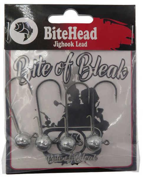Bild på Bite of Bleak Bitehead Lead #3/0 10g (4 pack)
