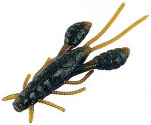 Bild på Lurefans Mini Craw 8,9cm (3 pack) No 4