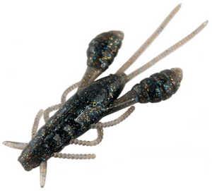 Bild på Lurefans Mini Craw 8,9cm (3 pack) No 5