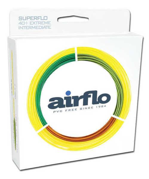 Bild på Airflo Superflo 40+ Extreme Distance Slow Intermediate WF7