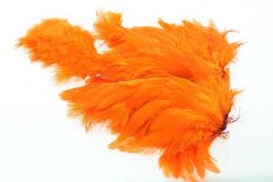 Bild på Ewing Marabou Body Patch Orange