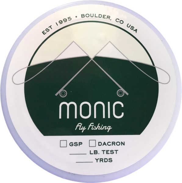 Bild på Monic GSP Fly Line Backing White 183m 75lb