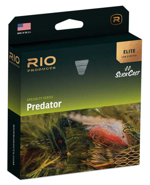 Bild på RIO Elite Predator Float/Int/S3 WF9