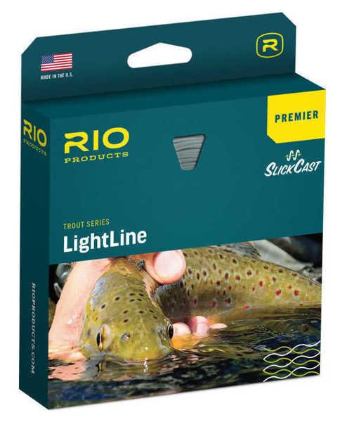 Bild på RIO Premier LightLine Double Taper Float DT4