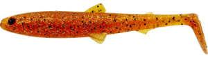 Bild på Westin BullTeez Shadtail 9,5cm Motoroil Pepper