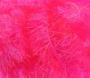 Bild på Turbo Chenille Fluo Pink