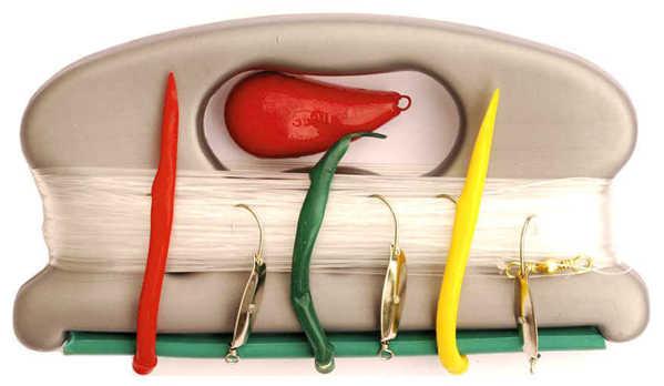 Bild på Wiggler Harpa Sänke 300 gram (6 krokar)