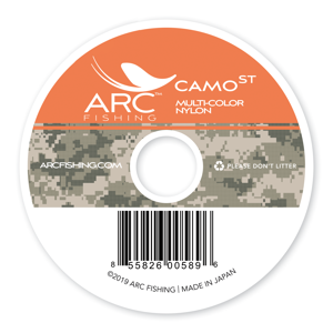 Bild på ARC Camo ST Tippet 40m 5X / 0,176mm
