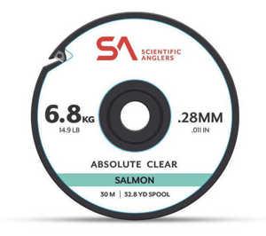 Bild på Scientific Anglers Absolute Salmon Tippet (30m) 0,33mm