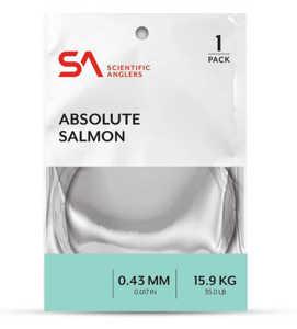 Bild på Scientific Anglers Absolute Salmon Tafs 9ft 0,38mm