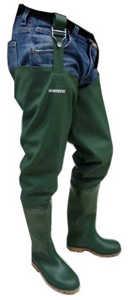 Bild på Shimano PVC Thigh Waders #40