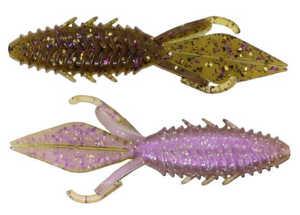 Bild på X Zone Lures Adrenaline Bug Jr 9cm (8 pack) Big Limit