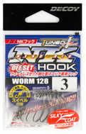 Bild på Decoy NK Hook Offset Worm128 (4-5 pack)