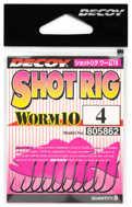 Bild på Decoy Shot Rig Worm10 (9 pack)