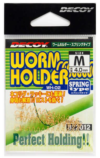 Bild på Decoy Worm Holder Spring (4 pack)