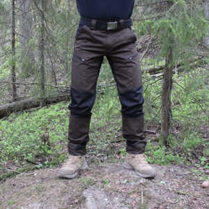 Bild på Fritidsbyxa Forest TX Brown XL