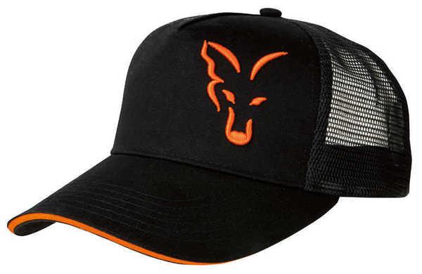 Bild på Fox Trucker Cap Black/Orange