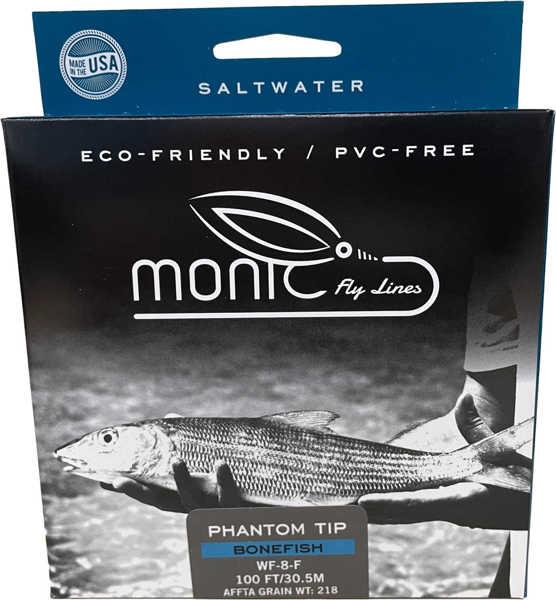 Bild på Monic Phantom Tip Bonefish WF8