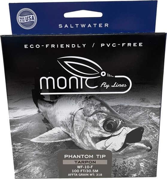 Bild på Monic Phantom Tip Tarpon WF10