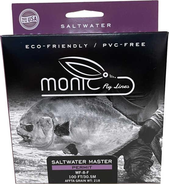 Bild på Monic Saltwater Master Permit WF8
