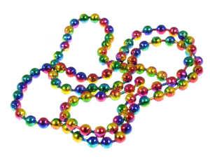 Bild på A.Jensen Bead Chain Eyes Special Colors Rainbow (Medium)