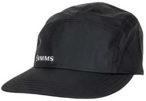 Bild på Simms Flyweight Gore-Tex Paclite Cap Black L/XL