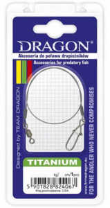 Bild på Dragon Titanium Wire Big Game 18kg / 30cm
