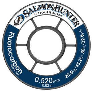Bild på Trout Hunter Salmon Hunter Fluorocarbon Tippet 0,260mm / 5,8kg (50m)