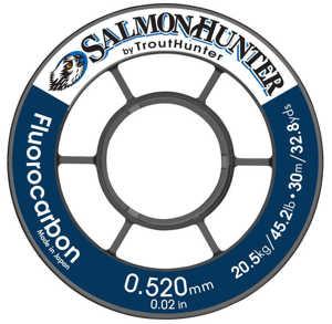 Bild på Trout Hunter Salmon Hunter Fluorocarbon Tippet 0,435mm / 14,7kg (50m)