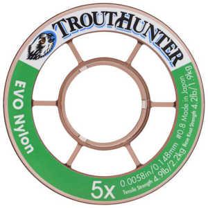 Bild på Trout Hunter Nylon EVO Tippet 3X 0,205mm / 3,7kg