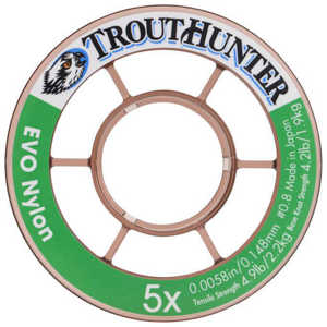 Bild på Trout Hunter Nylon EVO Tippet 0X 0,285mm / 6,3kg