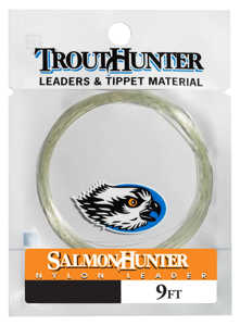 Bild på Trout Hunter Salmon Hunter Leader 9ft 0,435mm