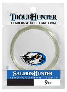 Bild på Trout Hunter Salmon Hunter Fluorocarbon Leader 9ft 0,330mm