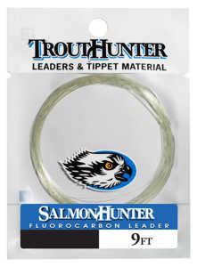 Bild på Trout Hunter Salmon Hunter Fluorocarbon Leader 9ft 0,370mm