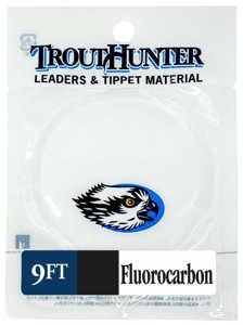Bild på Trout Hunter Fluorocarbon Leader 9ft 01X / 0,310mm