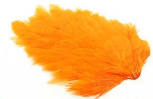 Bild på Ewing Hen Saddle #1 Orange