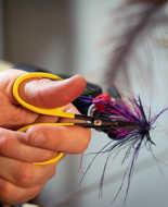 Bild på Loon Ergo Arrow Point Scissor Black