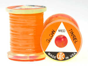 Bild på UTC Medium Tinsel Glow Orange