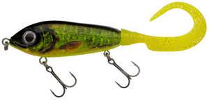 Bild på Svartzonker McMy Tail 17cm 50g Real Hot Pike